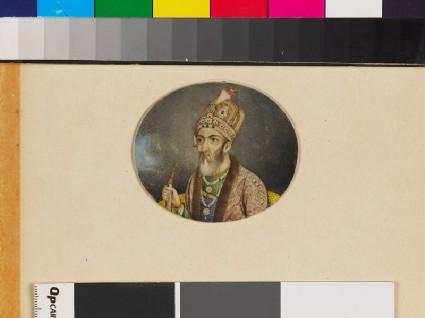 Bahadur Shah Zafurfront