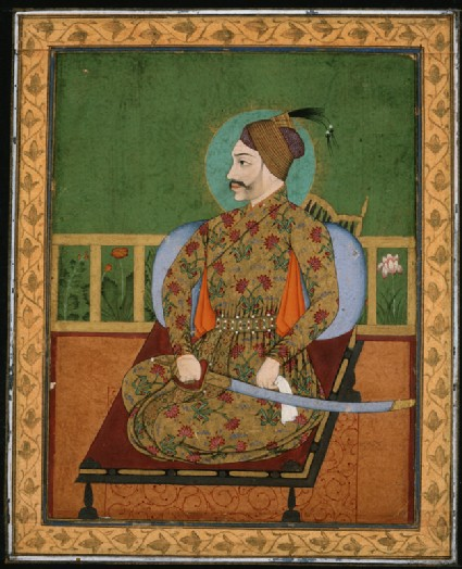 Sultan Abdullah Qutubshah of Golcondafront