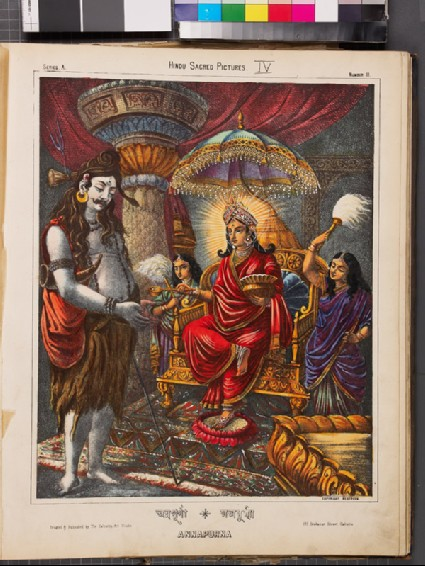 Annapurna, Goddess of Plentyfront