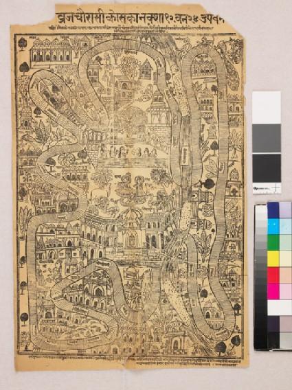 Pilgrim mapfront