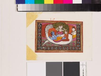 Vishnu Anantasayinfront