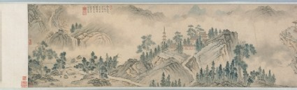 Mountain landscapedetail