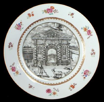 Oxford platetop