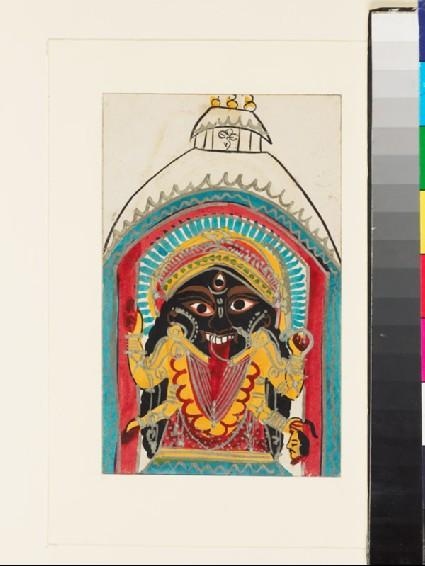 Kali enshrinedfront