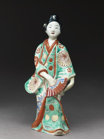 Figure of dancing womanside