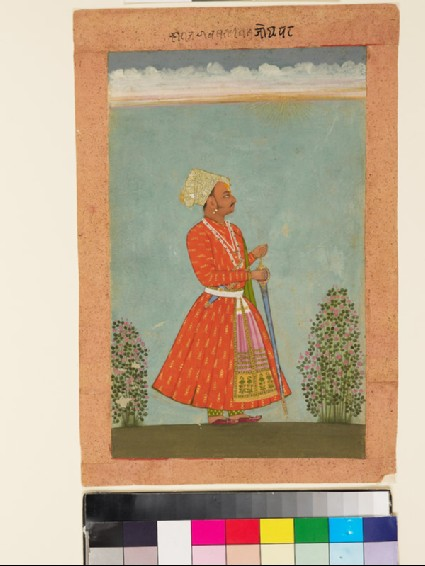 Maharaja Ajit Singhfront