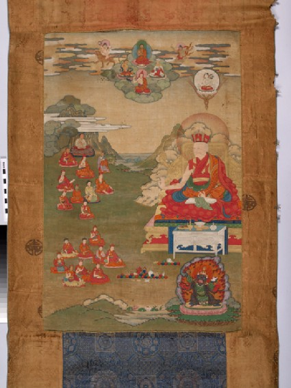 The 8th Tai Situ Panchen Chökyi Jungnéfront