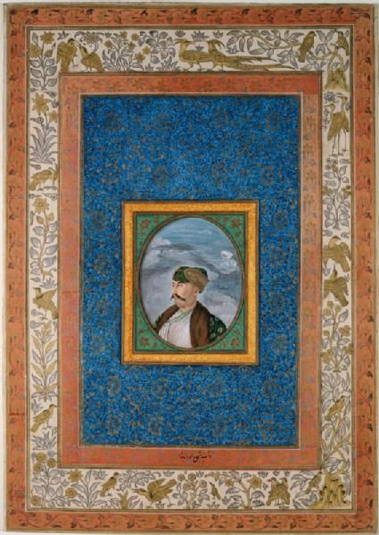 Nawab Shuja' ud-Daula of Awadhfront