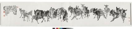 Nineteen donkeysfront