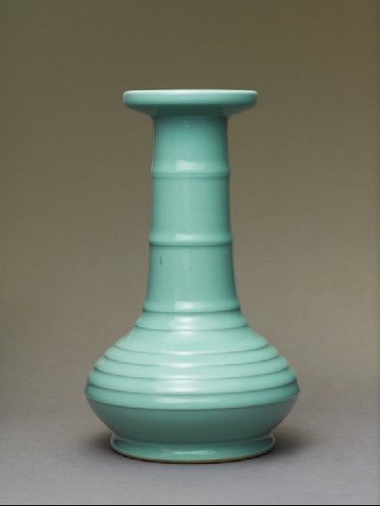 Greenware vase copied from a Chinese Song originalside