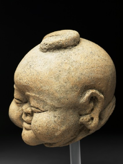 Head of a Chinamanside