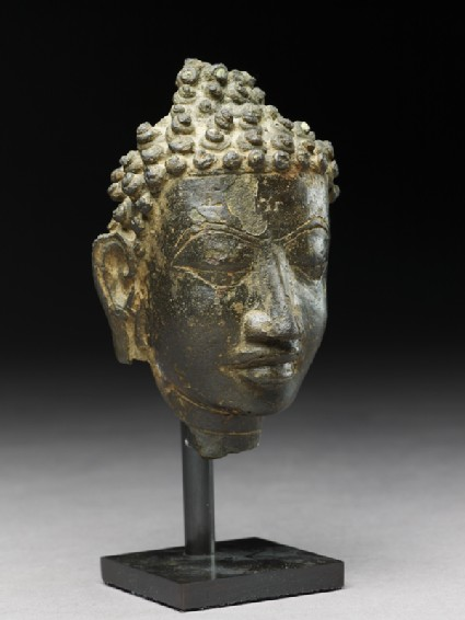 Head of the Buddhaside