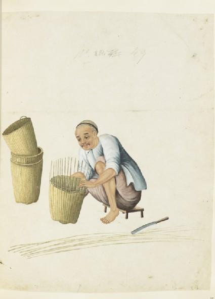 A Basket-Weaverfront