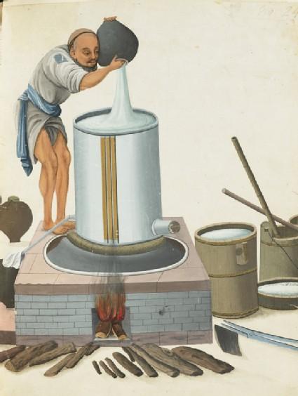A Distillerfront