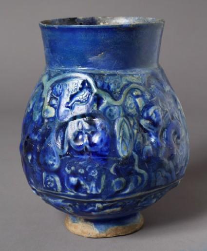 Vase with figuresfront