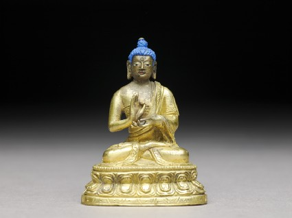 Figure of the Dipankara Buddhafront