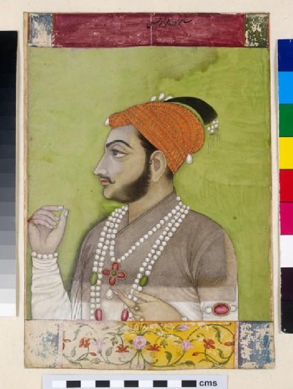 Prince Murad Bakhshfront