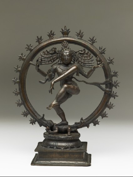 Figure of Shiva as Nataraja, Lord of the Dancefront