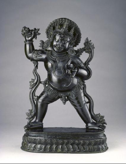Standing figure of Bhairavafront
