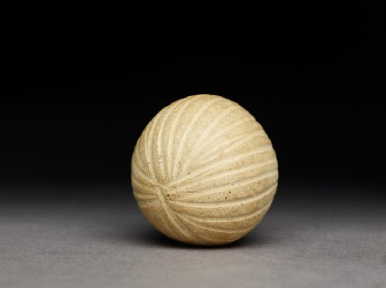 Terracotta marble or balloblique