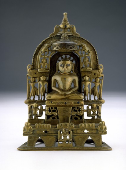 The Tirthankara Kuntunathafront