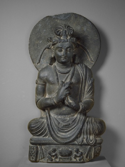 Teaching bodhisattvafront