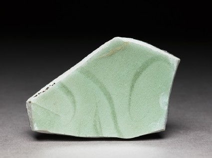 Greenware potsherdfront