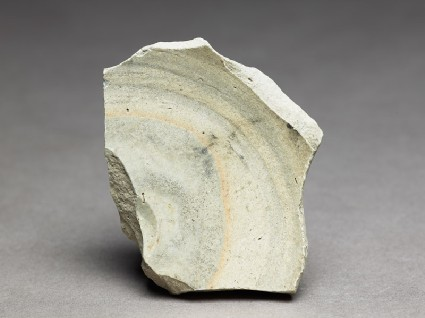 Porcelain sherdtop