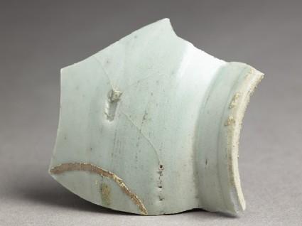 Porcelain sherdfront