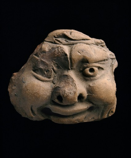 Grotesque, originally from a vasefront