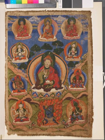 Padmasambhavafront