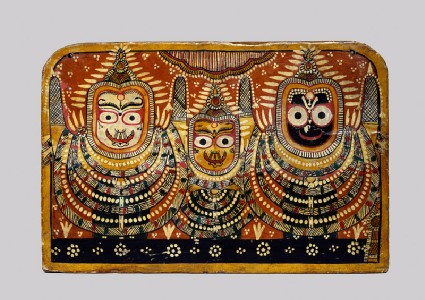 The Jagannatha Triofront