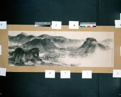 Shaukiwan, Hong Kongfront, painting only