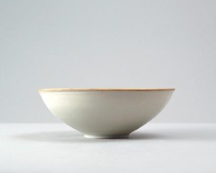 White ware bowlfront