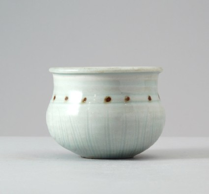 White ware measuring jar for ricefront