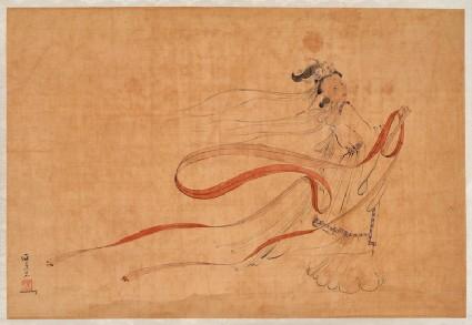 Tang Dancing Girlfront