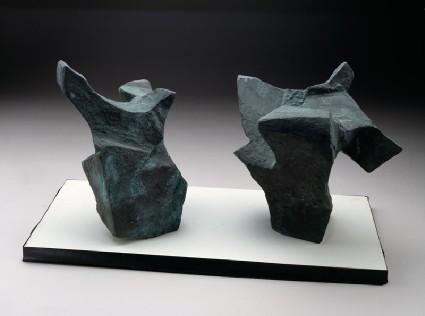 Taichi Series: Two taichi figuresfront