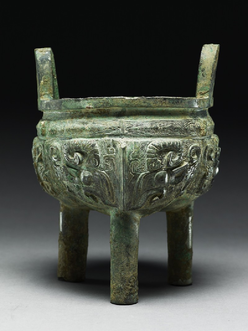 Shang Dynasty Bronze C...